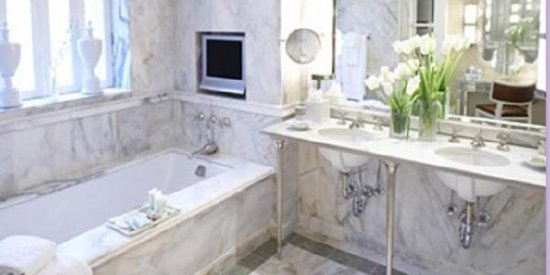 Carra Marble Bathroom